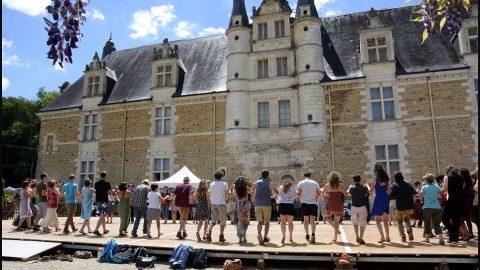 1scène participative cour du Château©St.Beerens
