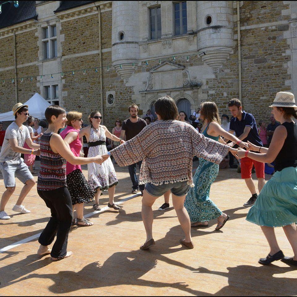 Parquet Cour du Château #Le Son Continu 2016 ©St.Beerens
