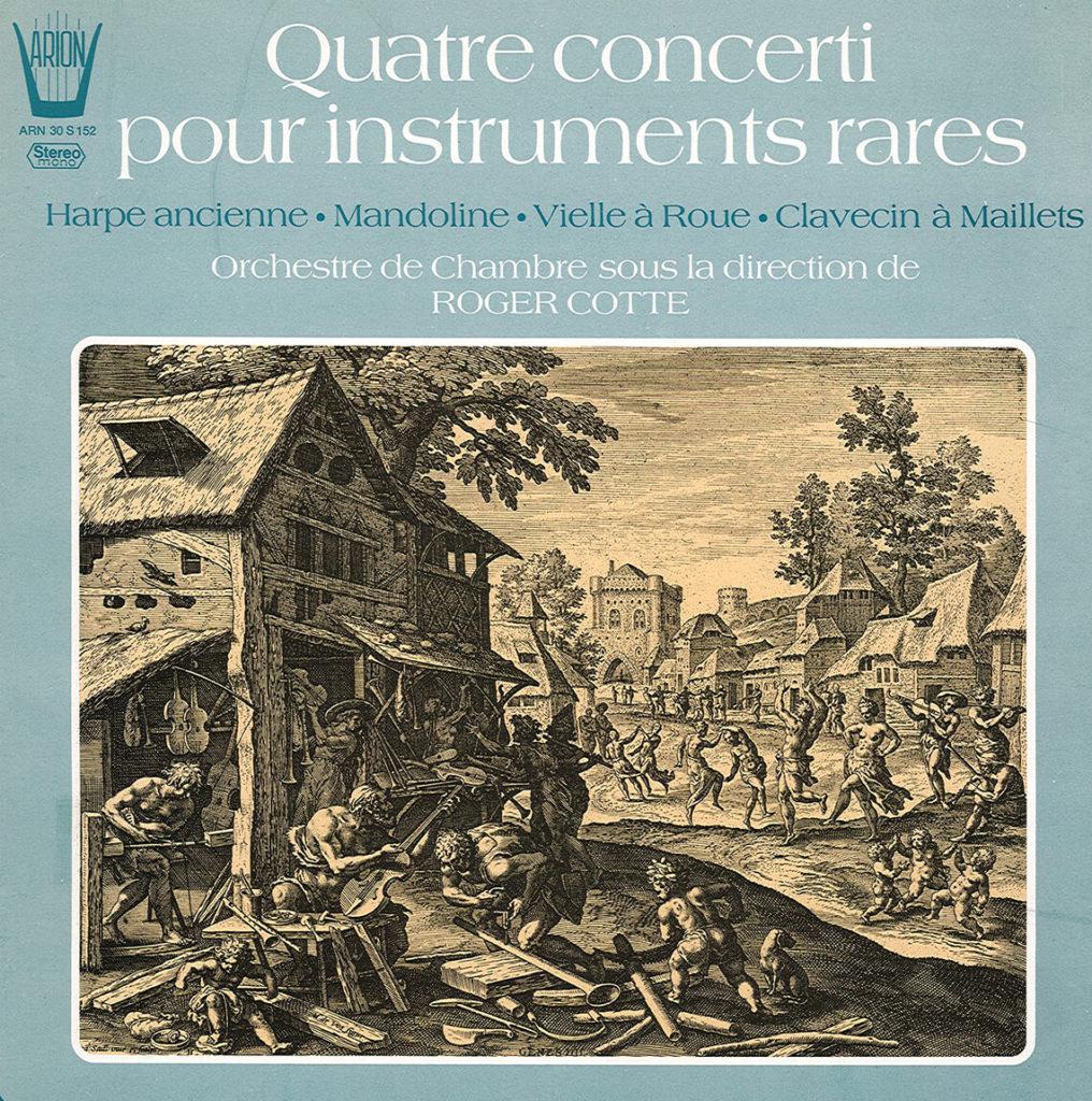 Premières reconnaissances discographiques: Michèle Fromenteau est l'une des solistes de «Quatre concerti pour instruments rares». Vol.1 (1972) avec l'ensemble Roger Cotte, et vol. 2 (1980) avec l'ensemble instrumental de Grenoble depuis disponibles en CD.