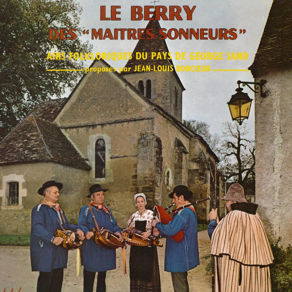 1971, Michèle Fromenteau enregistre le disque «Le Berry des Maitres Sonneurs». Elle pose à Nohant en compagnie de Jean Louis Boncœur, Albert Daugeron, Hubert Foulatier et Lucien Foulatier.