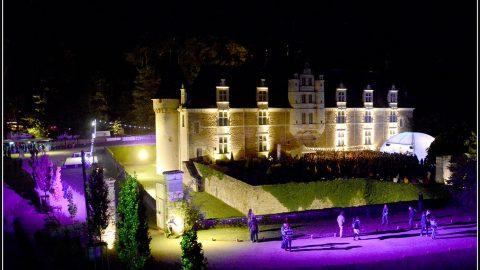 2.nocturne cours du Château Le Son Continu 2016 1© Stéphanie Beerens