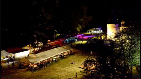 5 .Ambiance nocturne Le Son Continu 2016©St.Beerens
