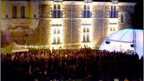 nocturne cours du Château Le Son Continu 2016 1© Stéphanie Beerens