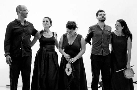 Chet Nuneta – Chants migratoires Espagne / France / Italie