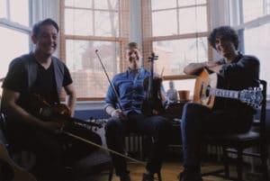 Colin Grant, Rowen Gallant, et Jesse Périard - Canada